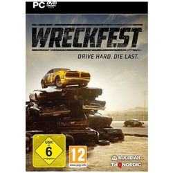 Gra PC Wreckfest - wersja cyfrowa- natychmiastowa wysyłka, ponad 4000 punktów odbioru!