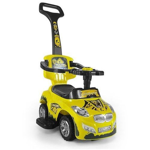 Jeździk Milly Mally Happy yellow