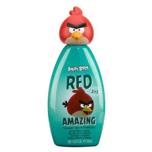 Angry birds red żel pod prysznic & szampon 2w1 300 ml izimarket.pl Air-val
