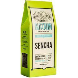 Natjun herbata zielona sencha 100g