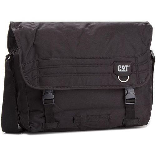5e69d25af0c71 CATerpillar Torba na laptopa - classic messenger 83607-01 black Caterpillar