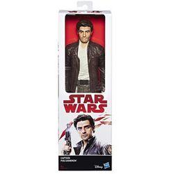 Hasbro Star wars figurki 30 cm, captain poe dameron