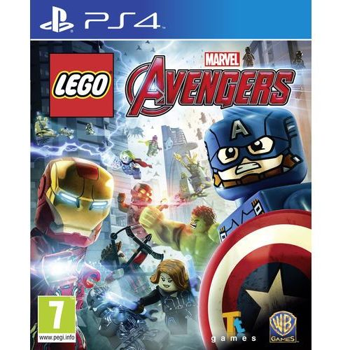 Warner brothers entertainment Lego marvels avengers pl ps4