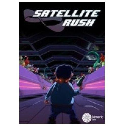 Satellite rush - k00622- zamów do 16:00, wysyłka kurierem tego samego dnia! marki Plug in digital