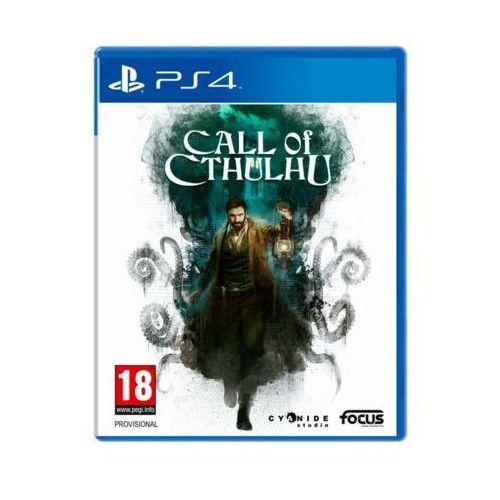 Gra PS4 Call of Cthulhu