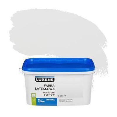 Farba Sniezka Ultra Biel Biala 5l W Kategorii Farby Ceny Opinie