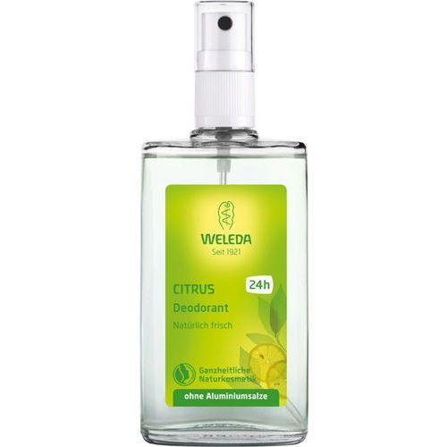 Weleda Dezodorant-spray z cytryną 24 h
