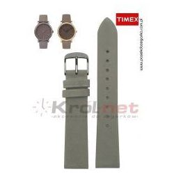 Pasek do zegarka Timex TW2P96400(PW2P96400)- szary