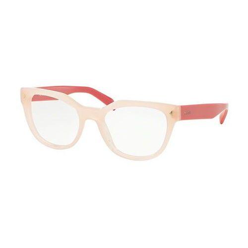Okulary korekcyjne pr21sv uew1o1 marki Prada