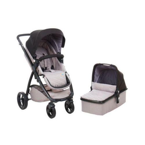 Fillikid wózek spacerowy + gondolka cajun melange grau
