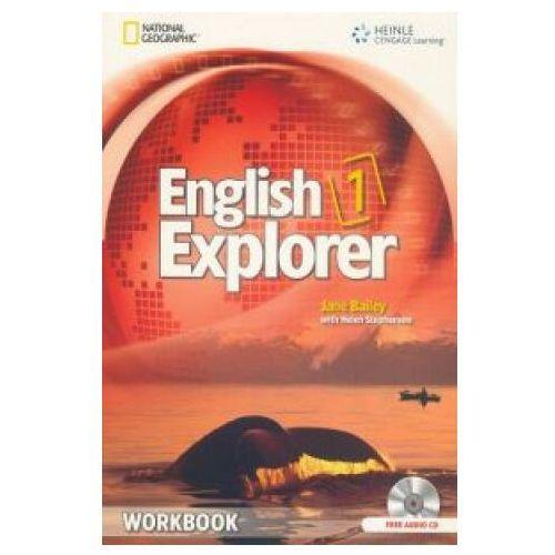 English Explorer International 1 Ćwiczenia + CD, oprawa miękka