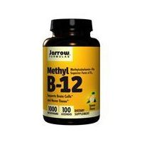 Jarrow Formulas Methyl B-12 100lozenges(1000mcg)