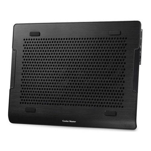 Podstawka chłodząca Cooler Master Notepal A200 Czarny R9-NBC-A2HK-GP Darmowy odbiór w 21 miastach!