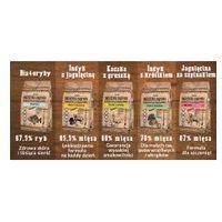 próbka karmy + książeczka informacyjna z opisami marki Wiejska zagroda