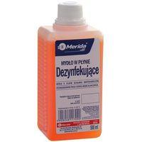 Mydło w płynie dezynfekujące Merida 0,5 litra (5908248117090)