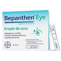 Bepanthen eye krople do oczu 0,5ml x 10 sztuk marki Bayer