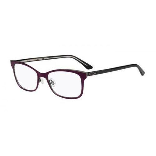 Okulary korekcyjne montaigne 14 mvz Dior