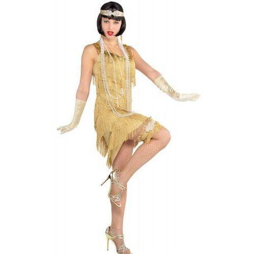 Sukienka lata 20-te dla kobiety marki Amscan