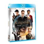 Imperial cinepix Kingsman. tajne służby (blu-ray) - vaughn matthew darmowa dostawa kiosk ruchu