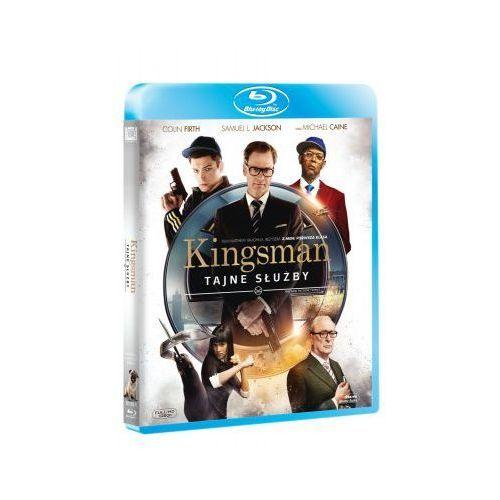 Kingsman. tajne służby (blu-ray) - vaughn matthew darmowa dostawa kiosk ruchu Imperial cinepix