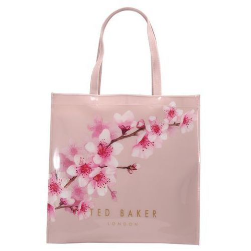 Ted Baker PAMMCON SOFT BLOSSOM LARGE ICON BAG Torba na zakupy light pink, 143339