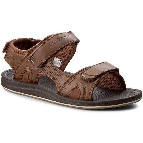 Sandały - m2080br brown, New balance, 40-46.5