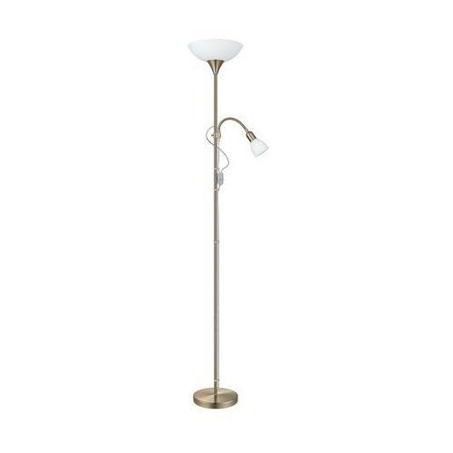 EGLO 82844 - Lampa podłogowa UP 2 1xE27/100W brąz (9002759828448)