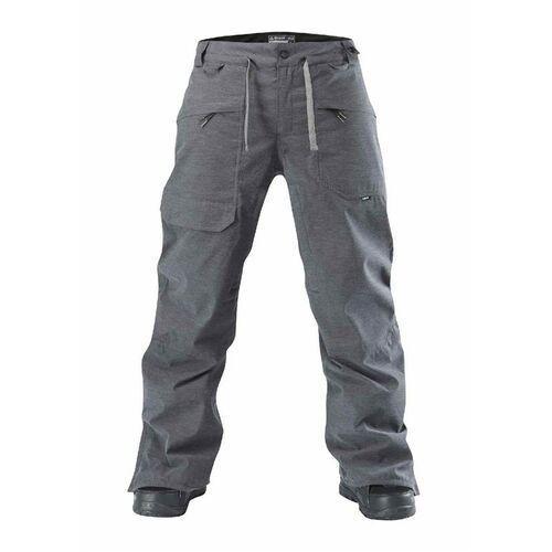 Spodnie - howard charcoal marl (1081) marki Westbeach