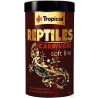 Tropical soft line reptiles carnivore 1000ml/260g