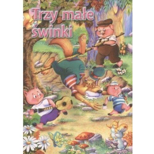 Trzy małe świnki (9788375128895)