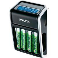 Varta lcd plug charger + 4 akumulatory aa 2100 mah - produkt w magazynie - szybka wysyłka! (4008496773510)