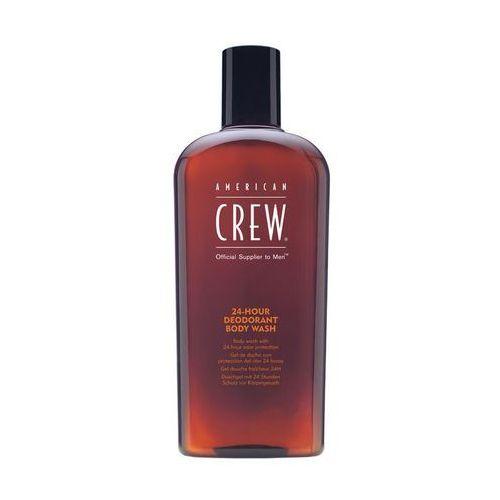 Classic 24-hour deodorant body wash - żel pod prysznic 450ml American crew