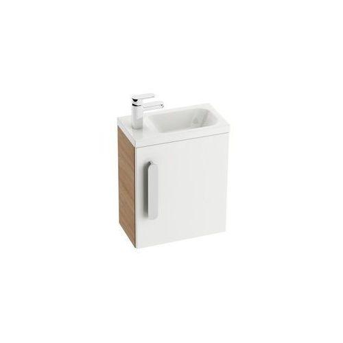 korpus szafki(bez drzwiczek) pod umywalkę sd chrome 400 cappuccino x000000965 marki Ravak