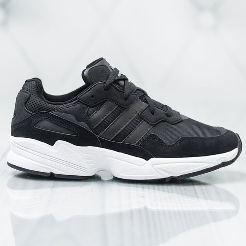 adidas YUNG 96 681 CORE BLACK CORE BLACK CRYSTAL WHITE 44, kolor czarny