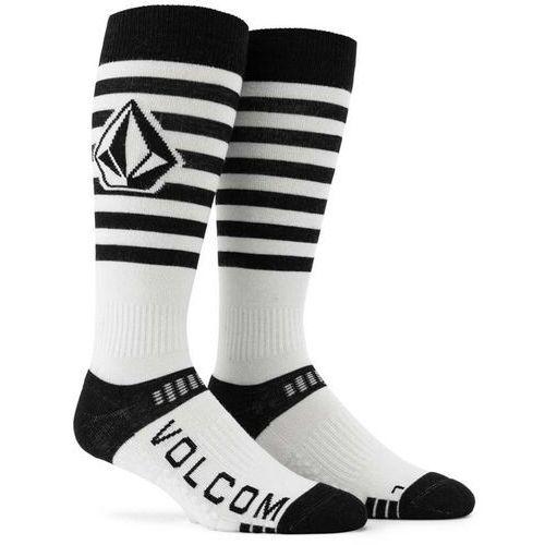 Volcom Skarpetki - kootney sock black (blk) rozmiar: s/m