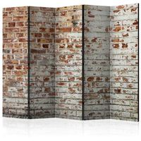 Parawan do mieszkania 5-częściowy - Mury pamięci II 225 szer. 172 wys.