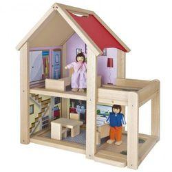 mały domek dla lalek, 9 elementów marki Eichhorn