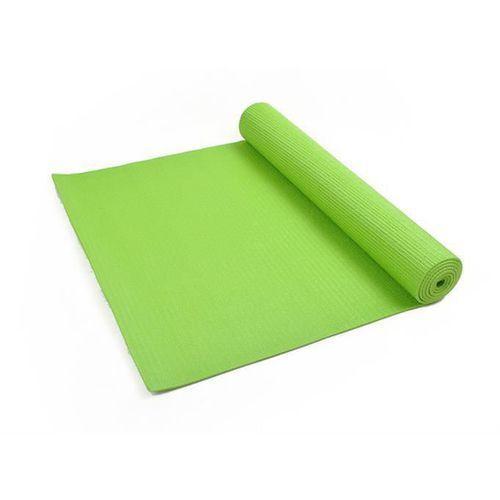 Mata do ćwiczeń Jogi Yoga Fitness - Zielona