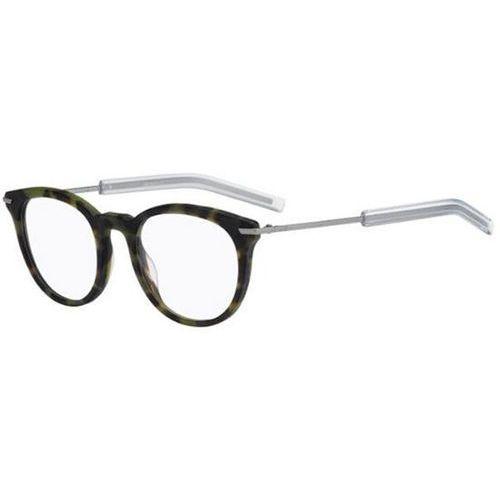 Dior Okulary korekcyjne black tie 201 vdf