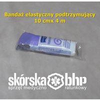 Bandaż elastyczny podtrzymujący matolast szer. 10 cm marki Tzmo, polska