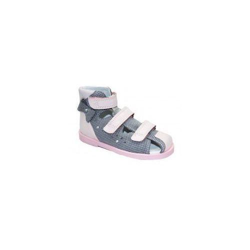d59827e24ed2b ▷ Buty profilaktyczne sandały ortopedyczne w-81789/1g7 (BARTEK ...