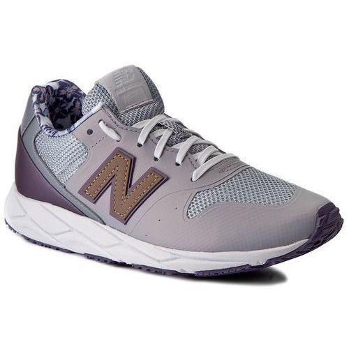 Sneakersy NEW BALANCE - WRT96PCB Fioletowy Szary, kolor szary