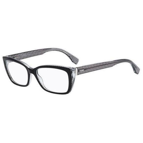 Okulary Korekcyjne Fendi FF 0003 MICROLOGO 6ZV