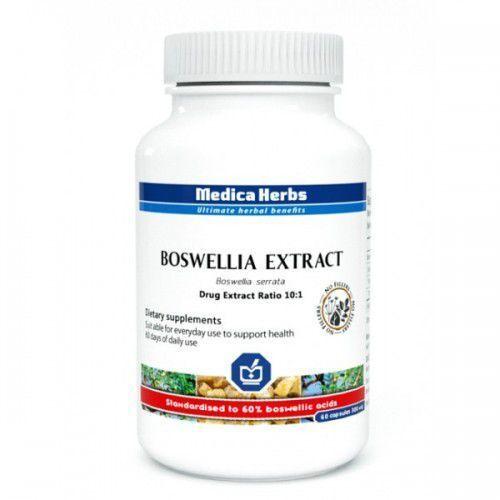 Boswellia 60 kapsułek (300 mg) (Medica Herbs)