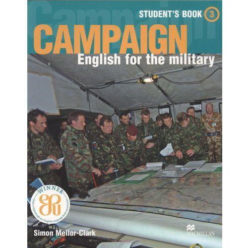 Campaign 3 Książka Ucznia, oprawa miękka