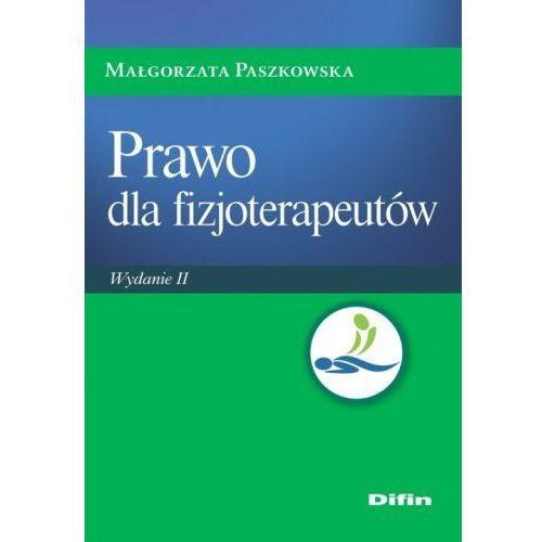 Prawo dla fizjoterapeutów w.2 (9788380856615)