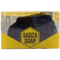 SADZA SOAP naturalne mydło z węglem aktywnym