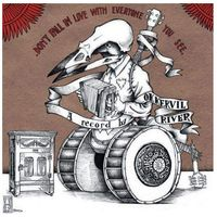 Jagjaguwar Okkervil river - don't fall in love with everyone you see (0656605203928)