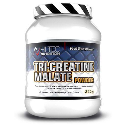 Hi-tec tri-creatine-malate powder - 250g