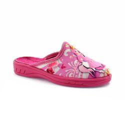 Kapcie dziecięce Befado 707X289 Jogi - Różowy ||Kolorowy, kolor Różowy